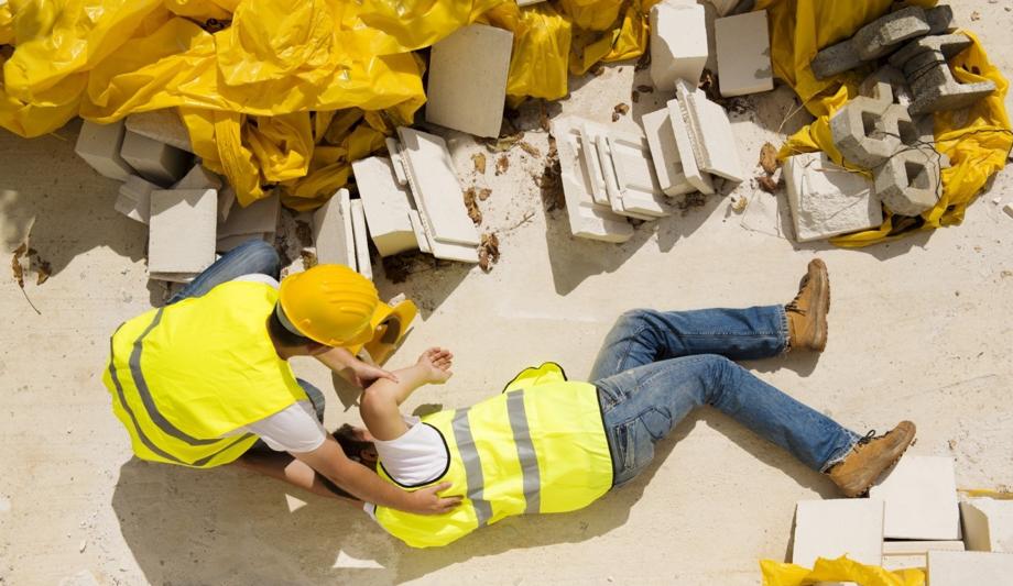 Evita los accidentes de trabajo