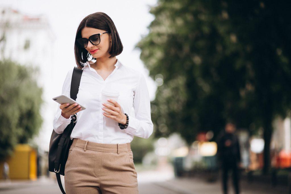 5 onsejos pra ser una mujer más segura