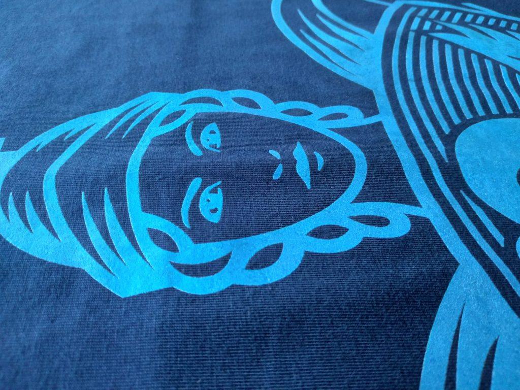 personalización textil. Serigrafía
